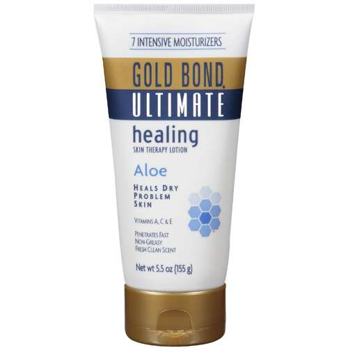 Gold bond ultimate healing moisturizer