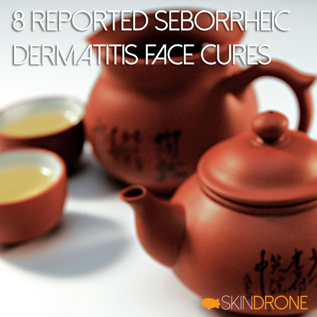 8 Reported Seborrheic Dermatitis Face Cures