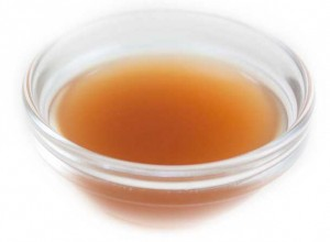Apple Cider Vinegar in a small bowl