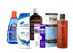Most Popular Dandruff Shampoos