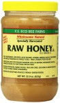Raw Honey Jar
