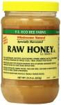 Raw Honey Jar
