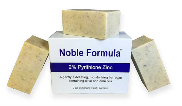 Noble Formula - Zinc Pyrithione Soap - Review - Cover Photo