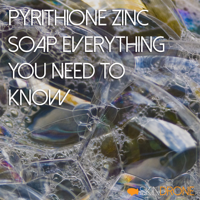 Pyrithione Zinc Soap Everything You Need to Know - Cover Image