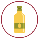 Emblem for Skin Support - Reducing Vegetable Oil Consumption for Skin Health Module