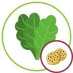 Emblem for Skin Support Module - Low Glycemic Index Foods for Skin Health