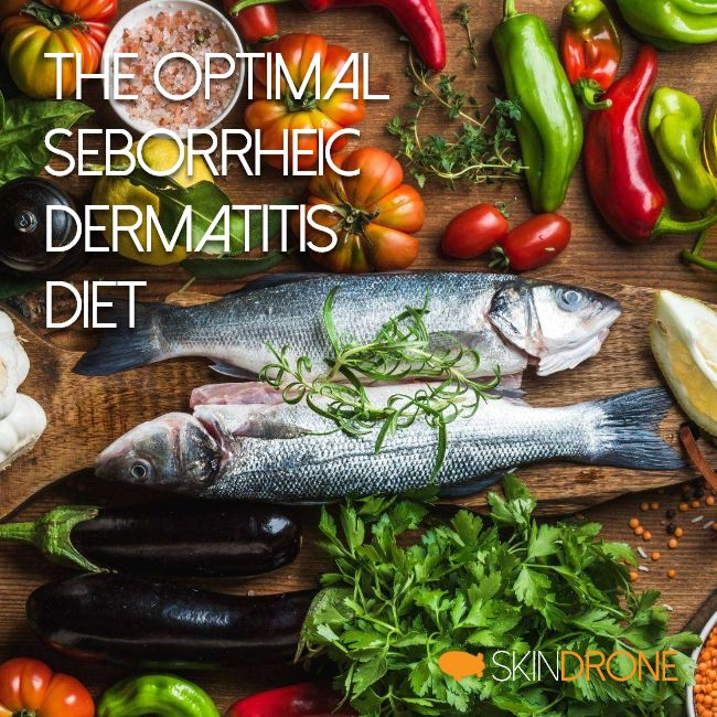 Finding the Optimal Seborrheic Dermatitis Diet - Cover Image