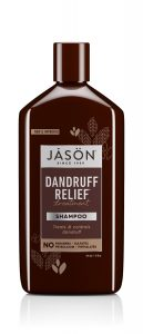 Jason Natural - Dandruff Relief Shampoo - 355ml Bottle - New 2020 Packaging